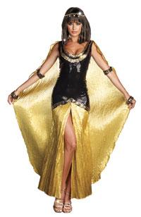 Ägyptisches sexy Kostüm