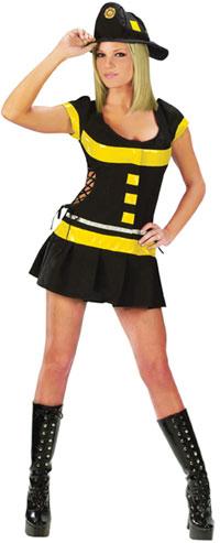 Sexy Feuerwehrmann Kostüm Kostüme
