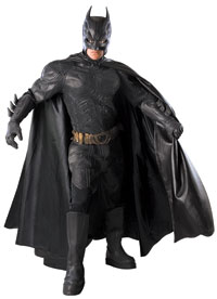 Collectors Kostüm der Dark Knight-Batman - Batman Kostüme