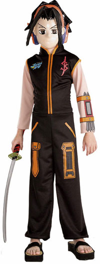 kinder ninja kostüm