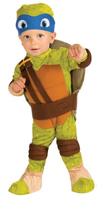 Baby Leonardo Costume - Teenage Mutant Ninja Turtles Kostüme
