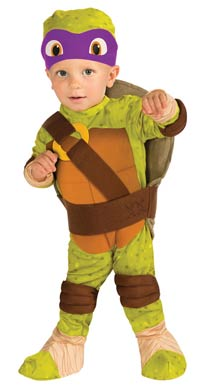 Baby Donatello Kostüm - Teenage Mutant Ninja Turtles Kostüme