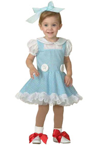 Säugling Country Cutie Dorothy Costume - Wizard of Oz Kostüme