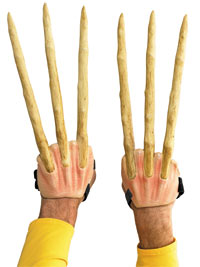 Wolverine Origins Bone Claws - Marvels X-Men Kostüme